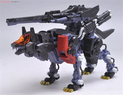 wolf command mech custom hmm journal campaign action zoids oc zoid drawing gundam actually