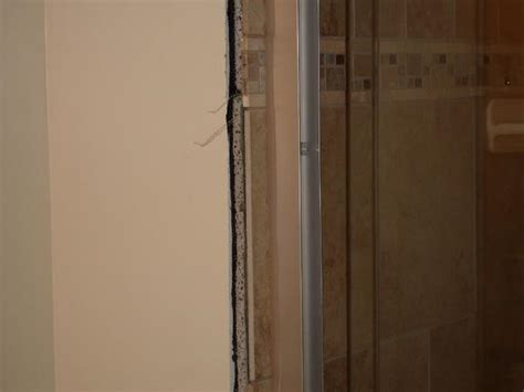 tile to drywall corner advice w pics ceramic tile