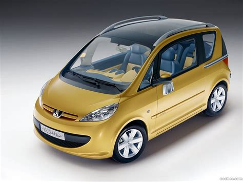 Fotos De Peugeot Sesame Concept 2002