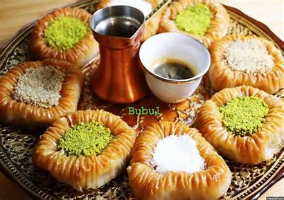 International Pastry Cuisine Dessert Phyllo Dough Turkish