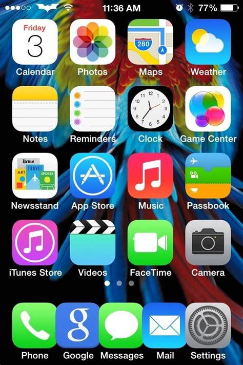 iphone apps ios 7 jailbreak dock tweak how to add an apps on your