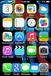iOS 7 Jailbreak Dock Tweak - How to Add an Apps on your ...
