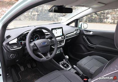Ford Titanium Interni by Ford 1 5 Tdci 85 Cv Titanium Prova Prezzo E