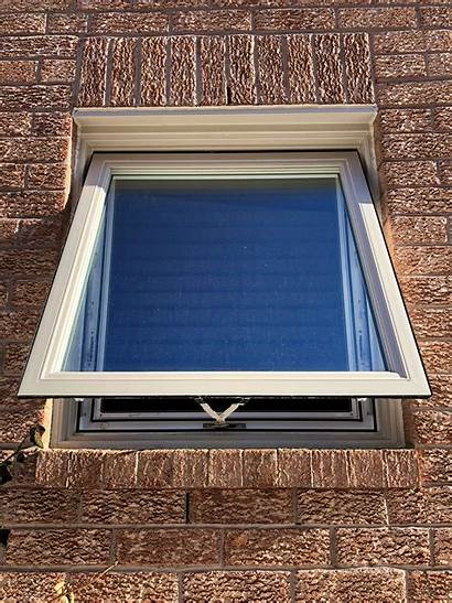 Awning Windows Vinyl Toronto Window Open Outside