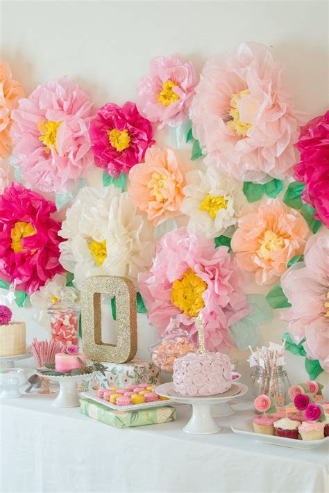 Garden Decoration For Birthday by Garden Birthday With The Ultimate Flower