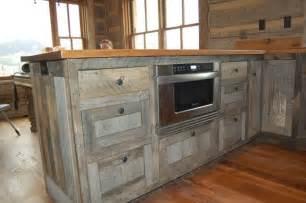 recycled barnwood cabinets kitchen pinterest modern kitchen furniture cabinets and modern
