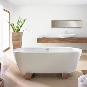 Freistehende Badewanne An Der Wand : die freistehende badewanne 4 fragen bevor sie kaufen emero life ~ Bigdaddyawards.com Haus und Dekorationen