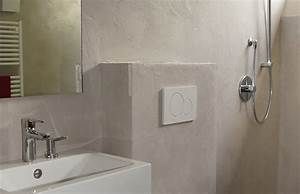Badezimmer Farbe Statt Fliesen : kunststoff statt fliesen bad das beste aus wohndesign ~ Michelbontemps.com Haus und Dekorationen