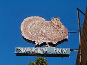 Turkey Inn Ramona CA Neon Signs on Waymarking