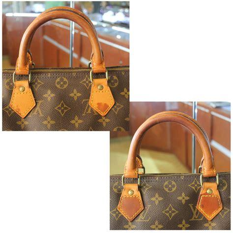 louis vuitton speedy  vintage french company monogram canvas handbag  stdibs