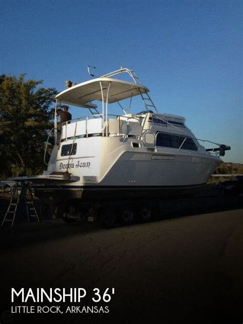 Boat Motors For Sale In Florida by Mainship Boats For Sale In Sarasota Florida