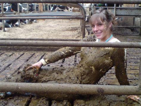 Manure Farm Girl Kinky