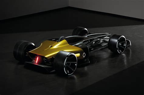 Renault's Rs 2027 Vision Concept Car Previews The Future