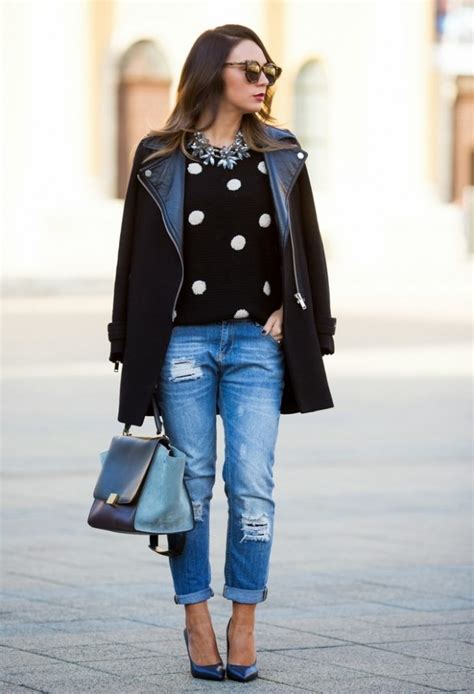 dots  stylish   outfit ideas style motivation