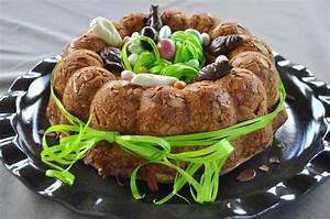Dessert Paques Original : gateau mousseline de maman p ques 2011 chez lolie ~ Dallasstarsshop.com Idées de Décoration