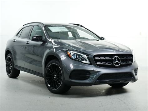 We give the model line a 5 out of 10 for performance. New 2019 Mercedes-Benz GLA GLA 250 SUV in Minnetonka #72958 | Sears Imported Autos, Inc.