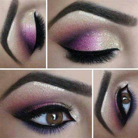 awesome purple makeup ideas fashionsycom