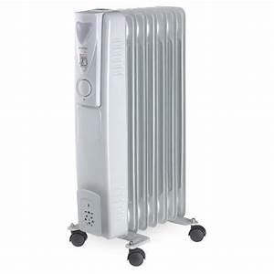 Radiateur Electrique Bain D Huile : oceanic radiateur lectrique bain d 39 huile 1500 watts ~ Melissatoandfro.com Idées de Décoration