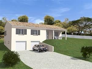 Construire Une Maison : construction de maison avec garage et sous sol crest ~ Melissatoandfro.com Idées de Décoration