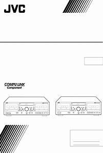 Jvc Cassette Player Td