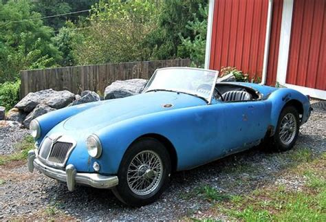 two seater convertible sports cars buy used mga 1959 sports car two seater convertible w