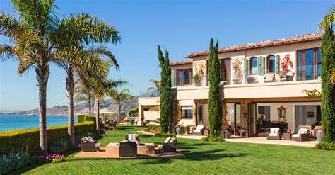 Yolanda And David Foster List Custom Malibu Estate For $27