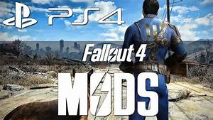 Fallout 4 Mods To Be Available To Play On PS4 Soon