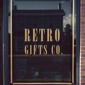 Window, Signage, Free, Mockup