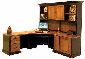 Custom office furniture decoration access for Custom home office desk