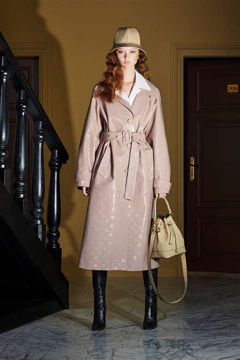 fendi resort  fashion collection  impression