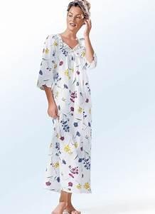 Taillenumfang Berechnen : nachthemd 3 4 lange rmel mit v ausschnitt nachtw sche bader ~ Themetempest.com Abrechnung