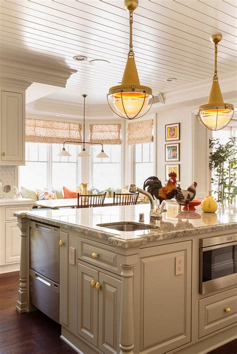 kitchen island color ideas interior ideas to update your home in 2016 home bunch