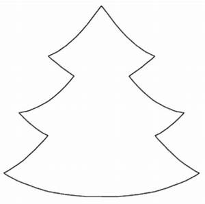 Christmas Tree Cut Out Template   ... on fabric and cut ...
