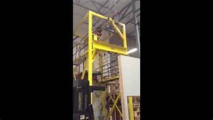 Fall Protection Srl Leading Edge Drop Test Fail