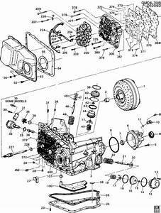 Gm 4t65e Transmission Diagram