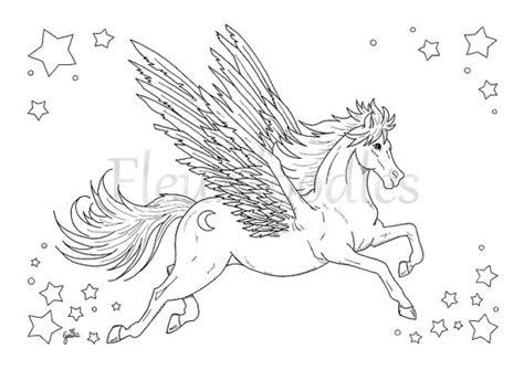 Ausmalbilder Für Erwachsene Herzen : Pegasus Malseite Für Erwachsene Pferde Malseiten