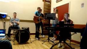 BIG band performing Rooftops by Jesus Culture - YouTube
