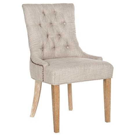 safavieh abby set   side chairs  hsn