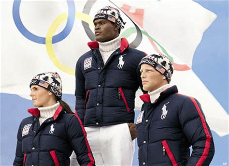 The Olympics Blog Team USAu0026#39;s 2010 Winter Olympics opening ceremony outfits