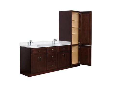 broadway vanities wood bathroom cabinets showroom