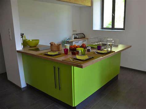 meuble cuisine vert pomme merveilleux meuble cuisine vert pomme 1 cuisine