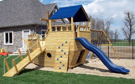 Home Playground : How To Make Your Backyard Child Proof