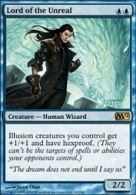 mtg illusion deck tapped out the power of illusion standard mtg deck