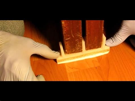How To Install Closet Door Floor Guides On A Laminate