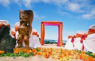 wedding in hawaii ideas of hawaiian wedding reception weddingelation