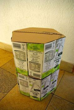 Recycling Möbel Selber Bauen tetrahocker tetrapack upcycling m 246 bel selber bauen