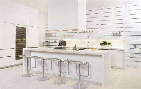 Kitchen Design Ideas Modern White Kitchen? Why Not?