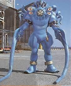 Power Rangers Time Force Monsters