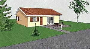 Creation Maison 3d : obtenir un plan de maison 3d partir du logiciel comme un ~ Premium-room.com Idées de Décoration