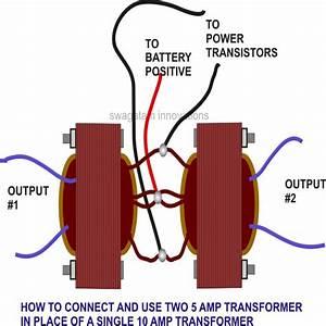 How To Make A Simple 200 Va  Homemade Power Inverter